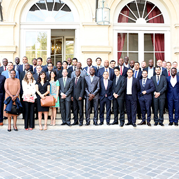 Choiseul Africa Summit Paris, France