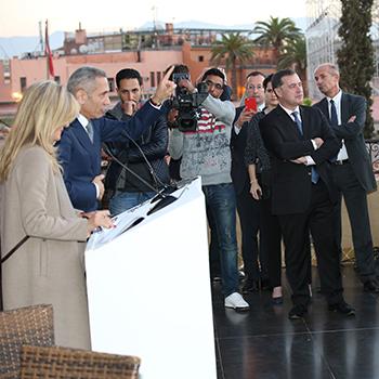 Choiseul Africa Summit Marrakech, Maroc