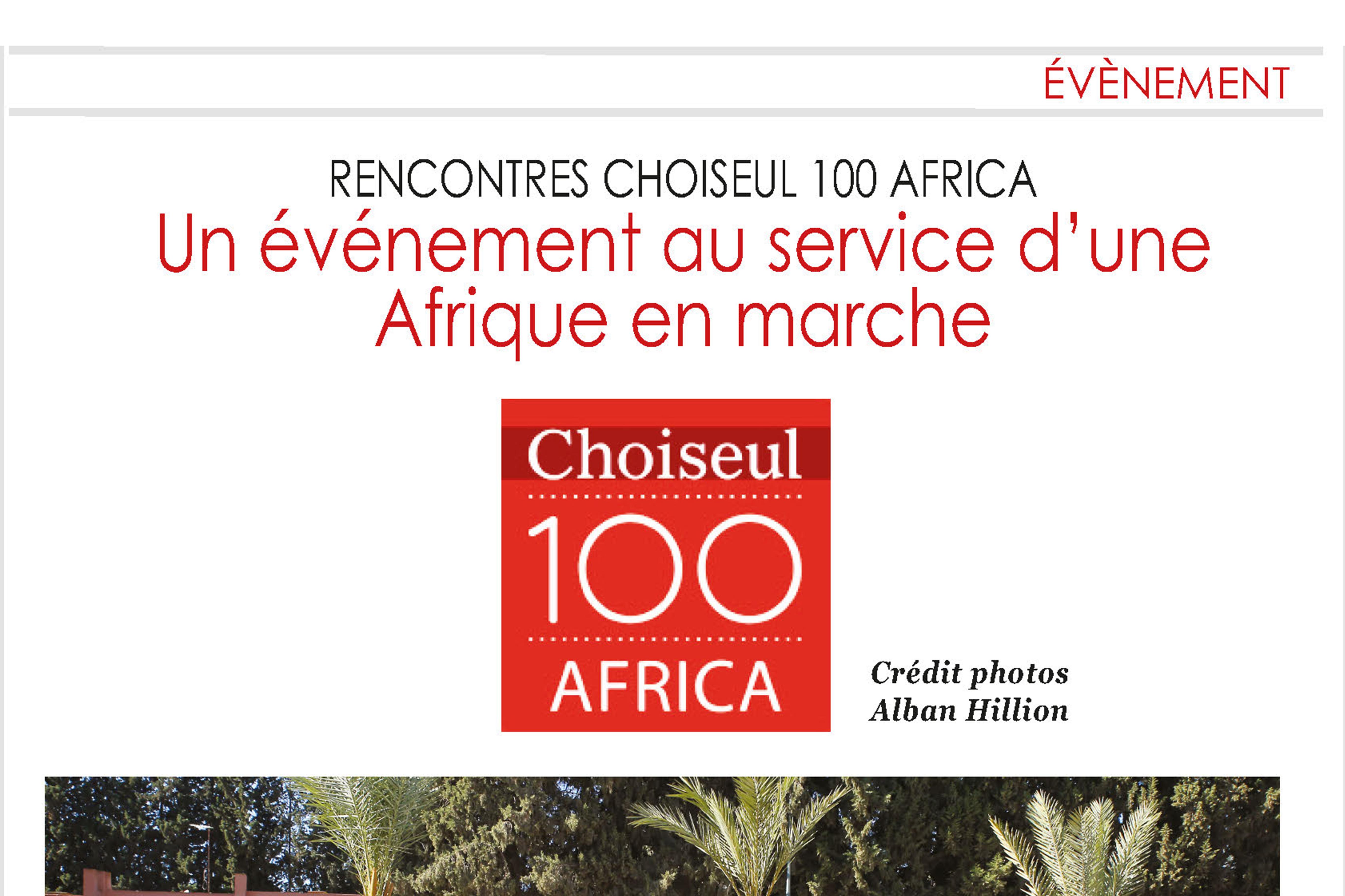 Choiseul 100 Africa à Marrakech – Afriki Presse