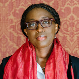 Meeting with Vera Songwe