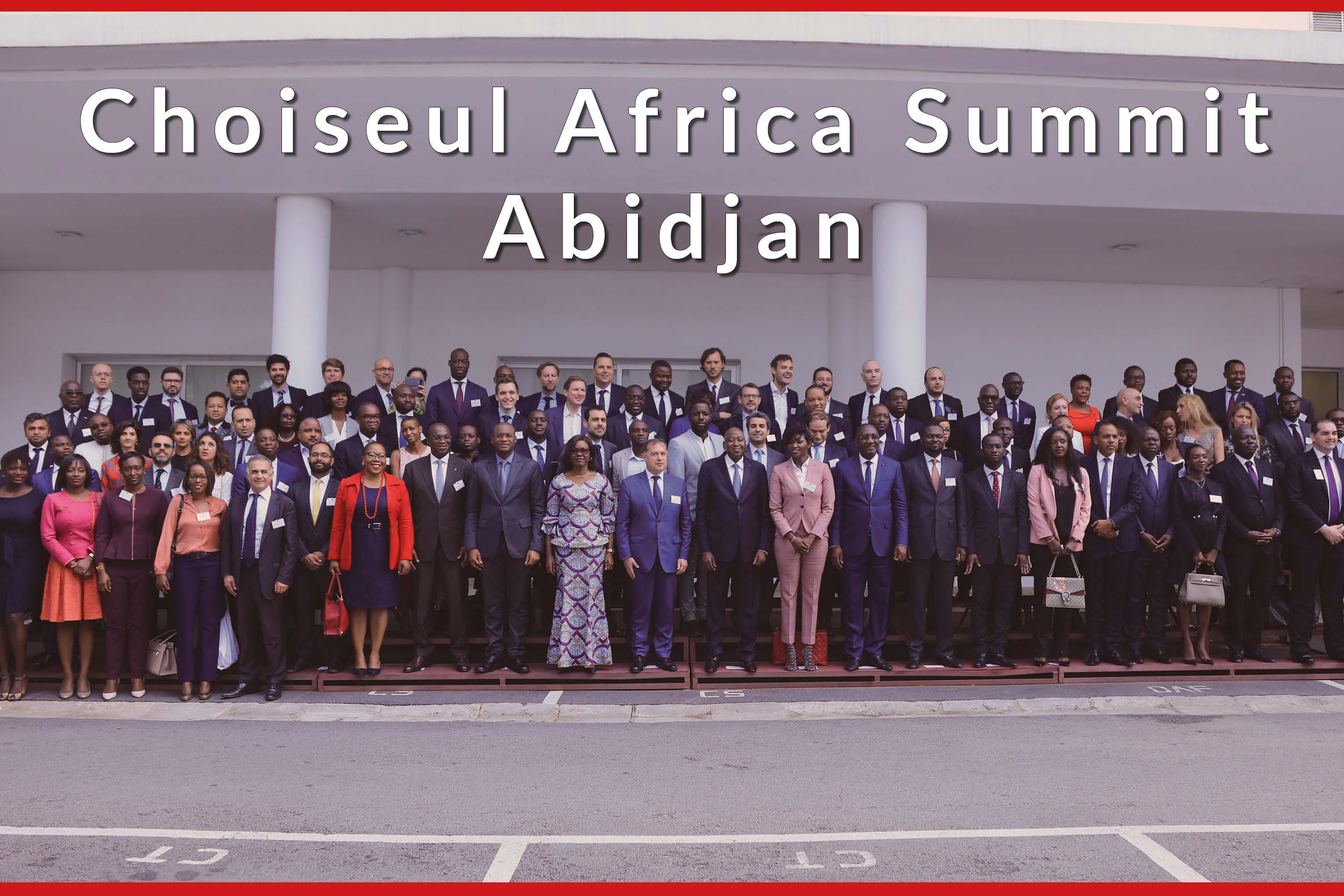 Video – Choiseul Africa Summit Abidjan