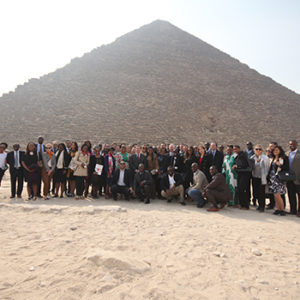Choiseul Africa Summit,     Cairo, Egypt