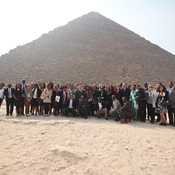 Choiseul Africa Summit,     Le Caire, Égypte