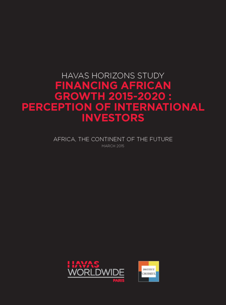 Financing African growth 2015-2020