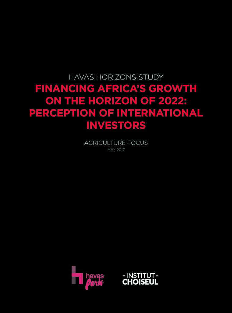 Financing Africa's growth on the horizon of 2022