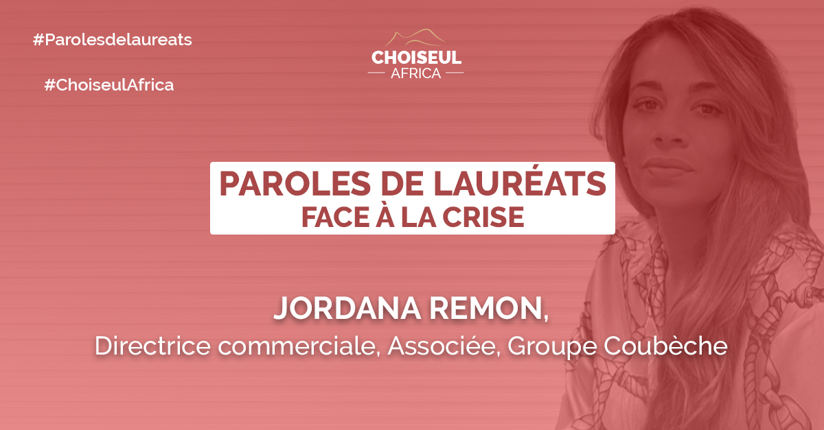 Paroles de Lauréats : Jordana Remon