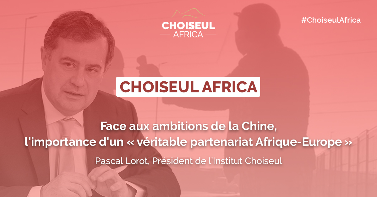 Tribune. Face aux ambitions de la Chine, l'importance d'un « véritable partenariat Afrique-Europe »